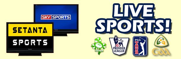 Live Sports on TV in Marbella
