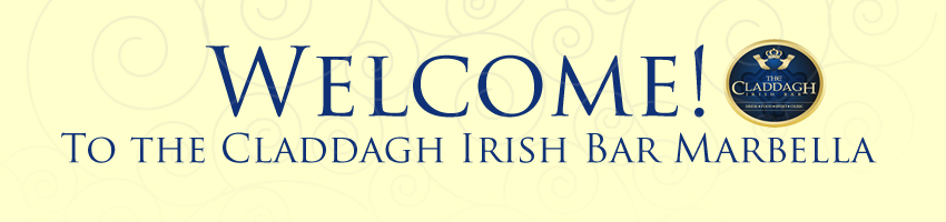 Welcome to the Claddagh Irish Bar Marbella